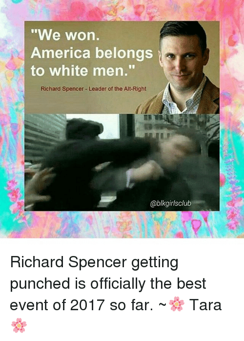 we won america belongs to white men richard spencer leader 12823396 ✅ 25 best memes about richard spencer getting punched richard