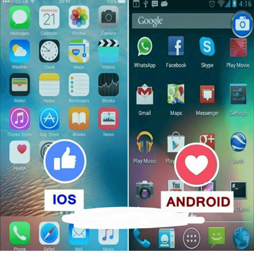 Android Facebook And Funny Weather Videos Reminders Stocks Unes Store App Store Ios Share Via Message