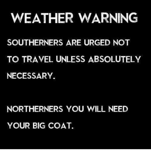 southerners views of northerners