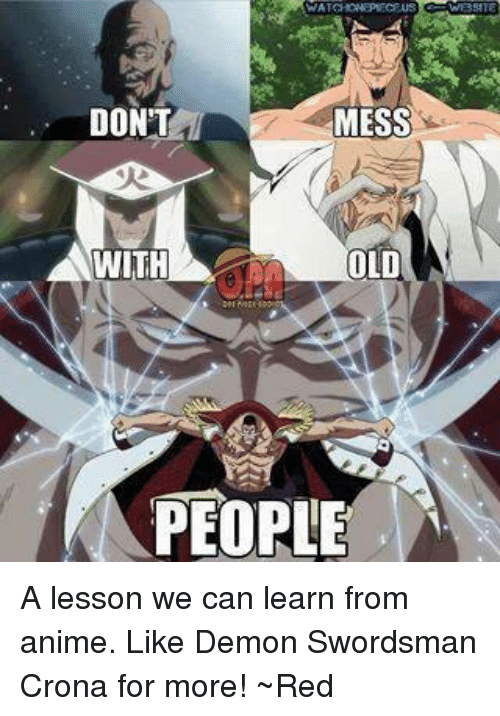 Image of: Kiss Animals Anime And Old People Website Mess Dont With Old People Aiseesoft Website Mess Dont With Old People Lesson We Can Learn From Anime