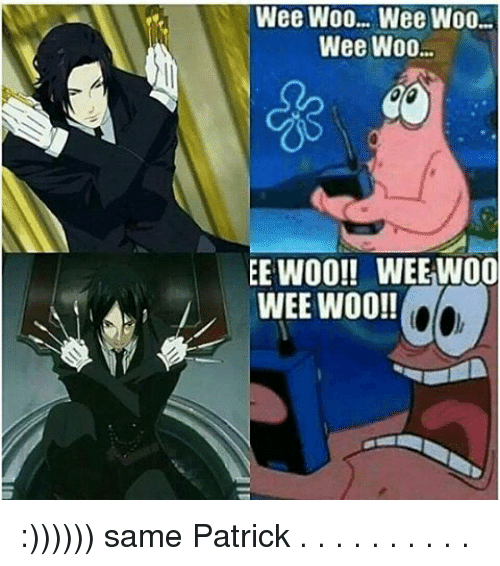 25 Best Memes About Wee Woo