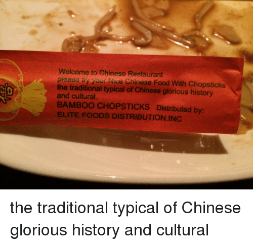 Welcome to Chinese Restaurant Please You Nice Chinese Food