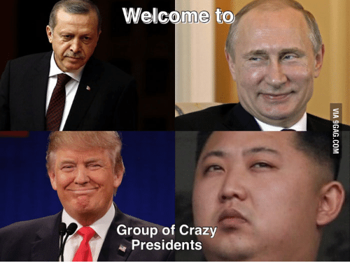 welcome to group of crazy presidents 13576333 ✅ 25 best memes about trump on duterte trump on duterte memes