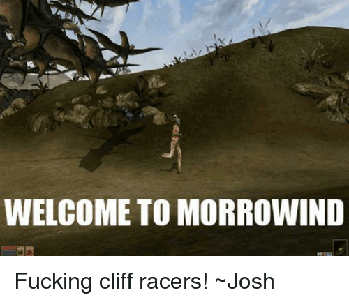 Fucking On A Cliff