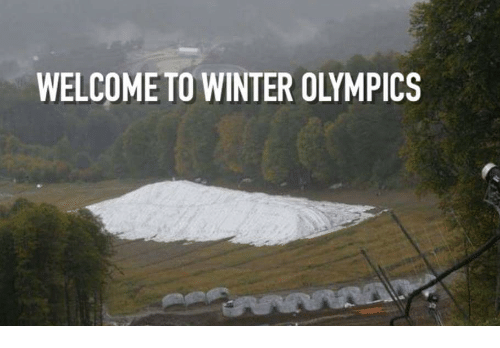 Funny Memes For Winter : Welcome to winter olympics funny meme on me.me
