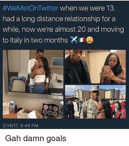long distance relationship 2 years now