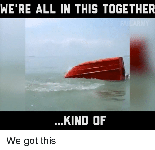 were all in this together