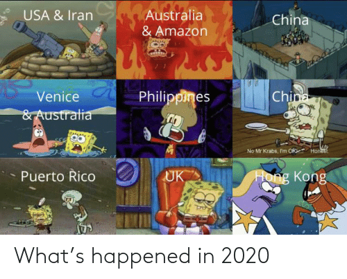 What's Happened in 2020   What Meme on ME.ME