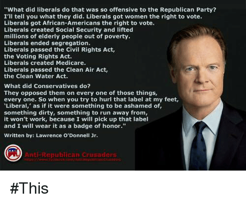 Anti Republican