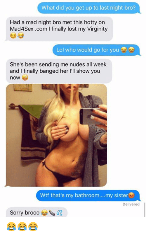 Now i have to show you my tits