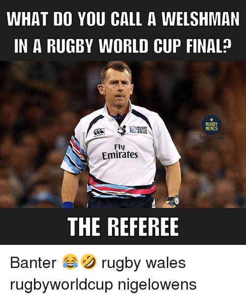 25+ Best Memes About Rugby World Cup