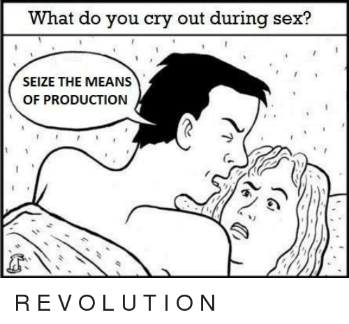 What does it mean when you cry during sex