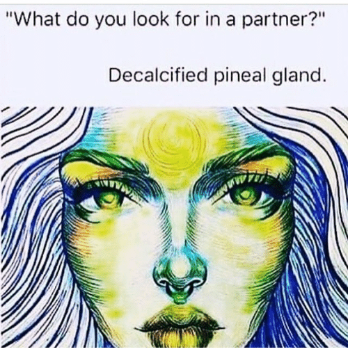 Pineal Gland Decalcification