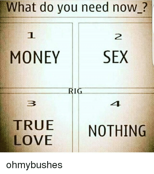 What do you love about sex