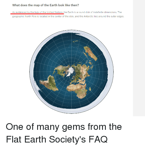 What does the map of the earth look like then as evidenced by the funny earth and united what does the map of the earth look like gumiabroncs Choice Image