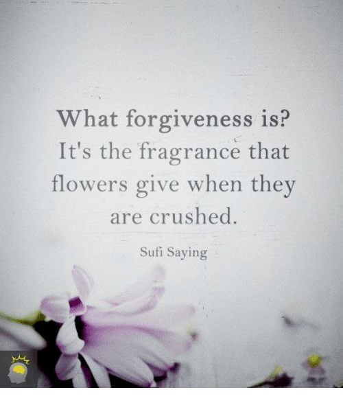 Fragrance Of A Crushed Flower