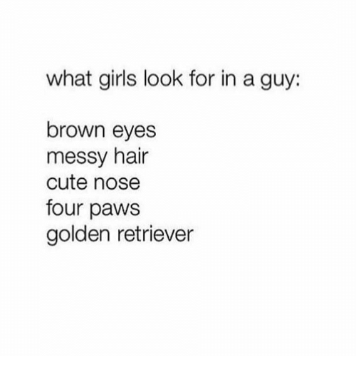 what girls look in guys