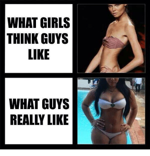 what girls think