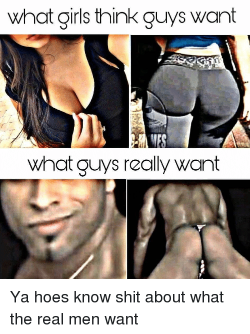 What do men really want in a girlfriend