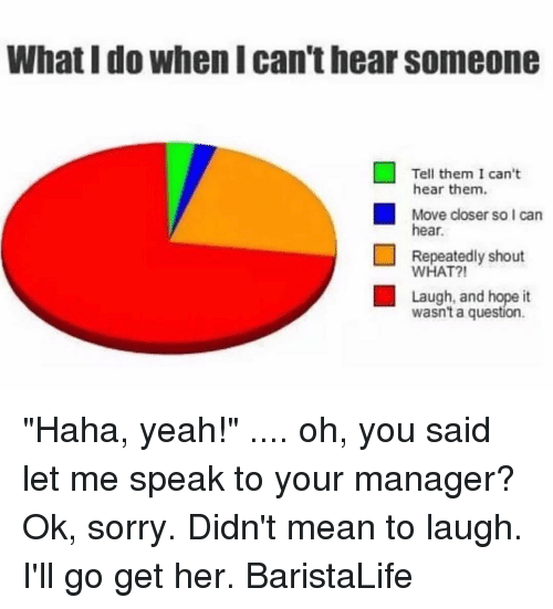 Let Me Speak To Your Manager