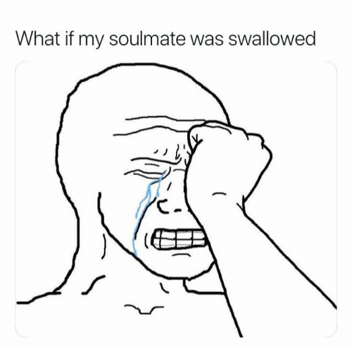 What if My Soulmate Was Swallowed | Soulmate Meme on ME ME