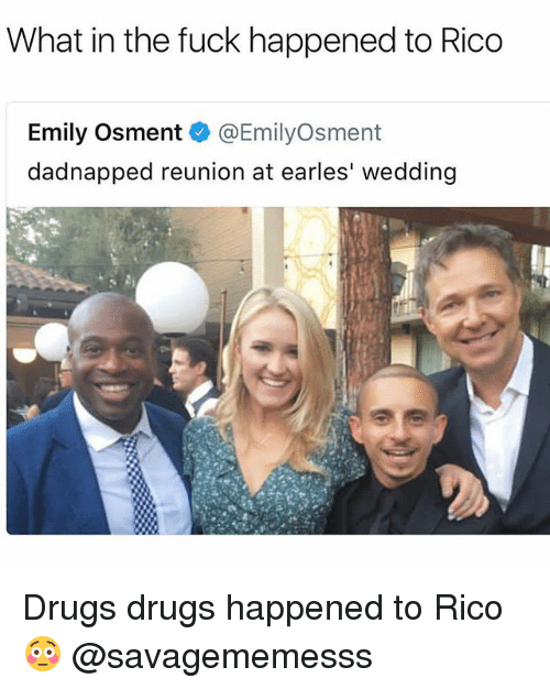 Drugs, Memes, and Fuck: What in the fuck happened to Rico Emily Osment