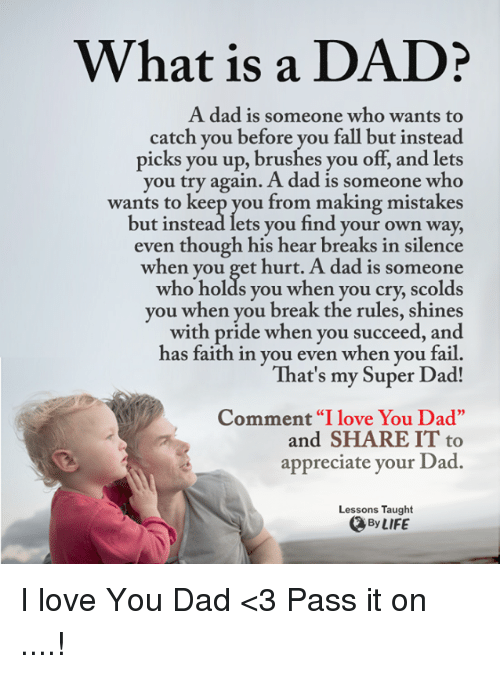 what is a dadi a dad is someone who wants 24019419 ✅ 25 best memes about love you dad love you dad memes