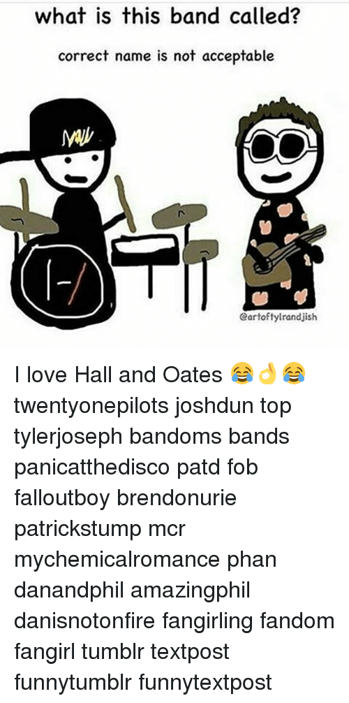 What Is This Band Called? Correct Name Is Not Acceptable