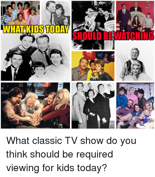 classic tv shows
