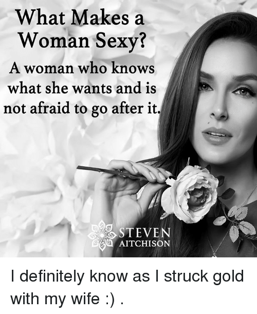 what is a sexy woman