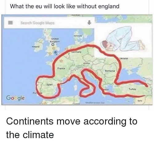Map Of England Google.What The Eu Will Look Like Without England Sesrch Google Maps Uned