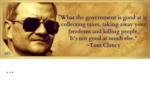 is the government taking away our freedom 9 real-life examples of how the federal government has and most importantly actively attempting to take away your freedoms our government is.