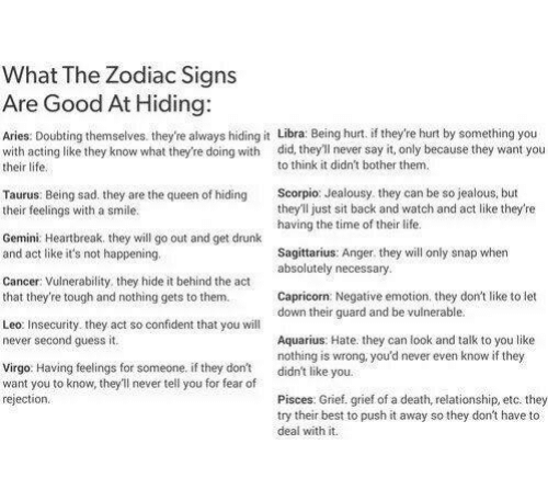 what sign goes with aries