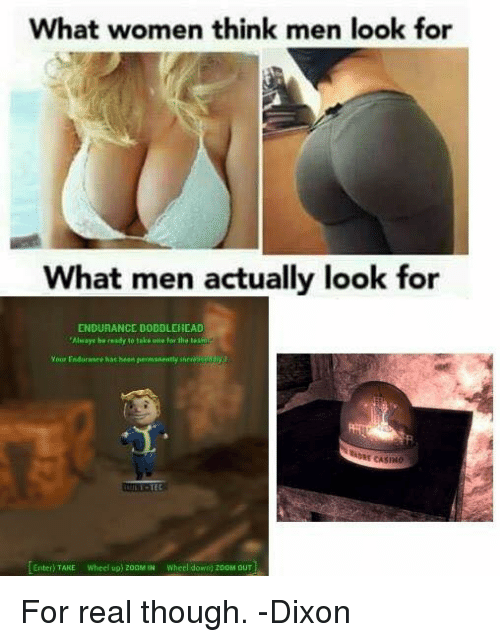 What Girls Look For In Men