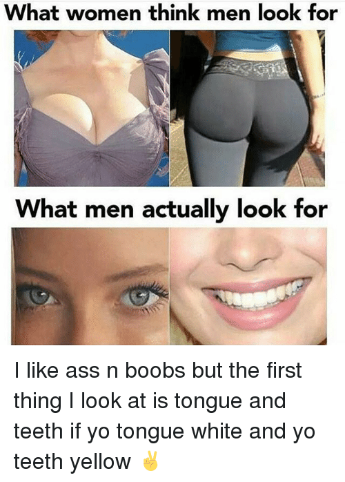 Mens tongues womens assholes