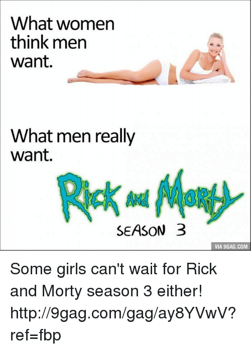 What girls really want in a man