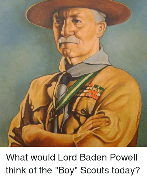 25 Best Memes About Baden Powell Baden Powell Memes