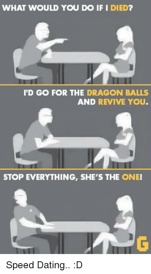Meme speed dating