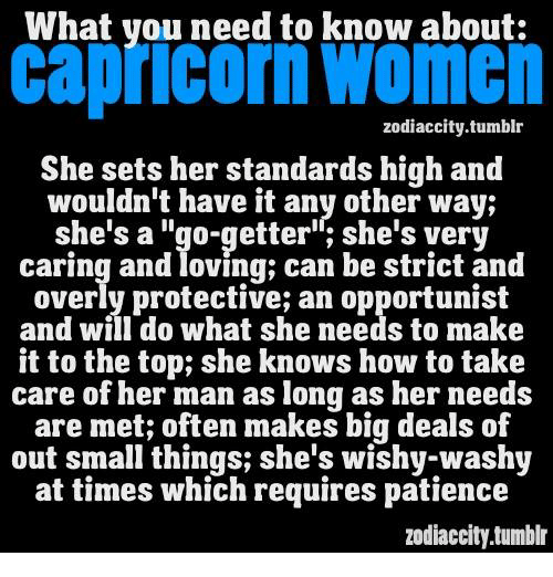 What You Need to Know About Capricorn Women Zodiaccitytumblr