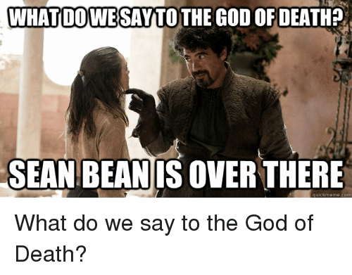 25+ Best Memes About Sean Bean