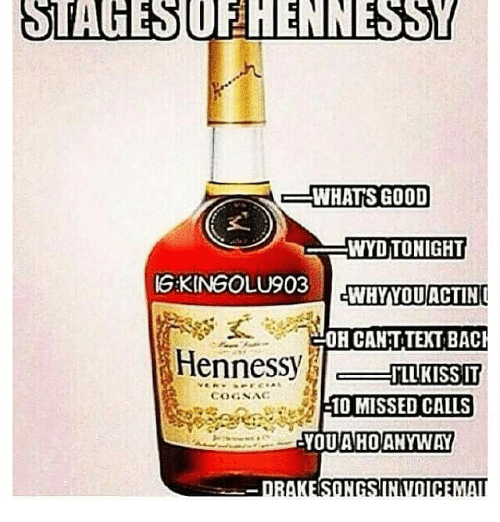 whats good wyd tonight ig kingolu903 lwhyyou actin 20h cantitet 23690704 ✅ 25 best memes about hennessy hennessy memes