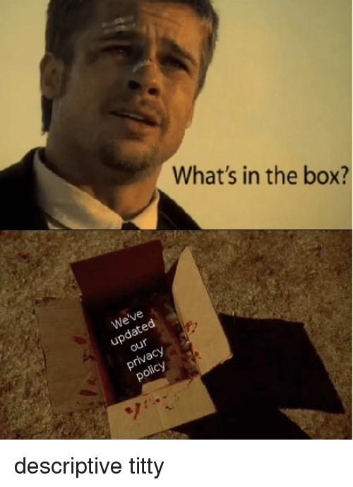 Dank Memes Box And The Box Whats In The