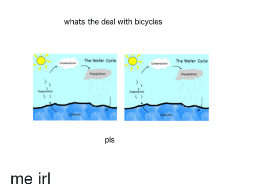 whats the deal with bicycles the water cycle condensation the 29668727 ✅ 25 best memes about lazy meme lazy memes