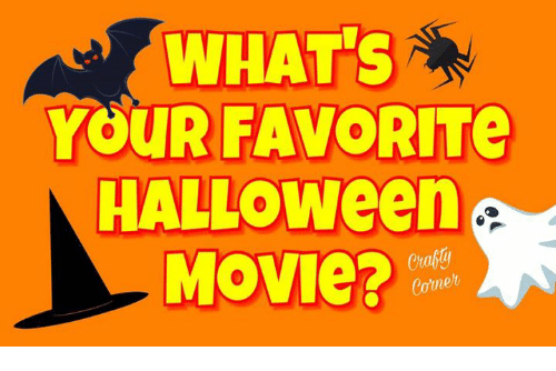 halloween memes and movies whats your favorite halloween