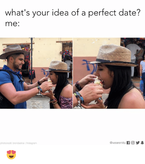 whats a perfect date for a girl