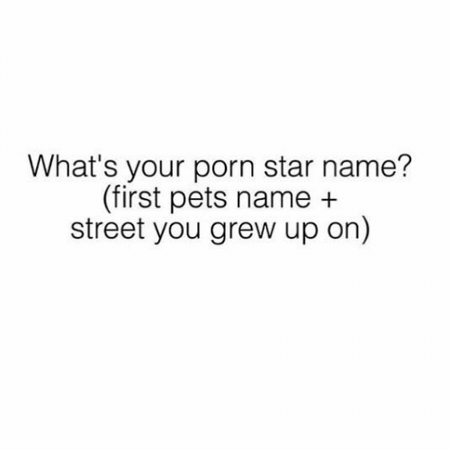 Amusing pornstar name your whats simply ridiculous. Has