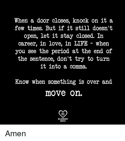 Life Love and Memes When a door closes knock on it a  sc 1 st  Me.me & When a Door Closes Knock on It a Few Times but if It Still Doesn\u0027t ...