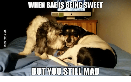 when baeisbeingsweet but you still mad 14406909 when baeisbeingsweet but you still mad you still mad meme on me me,Still Mad Meme