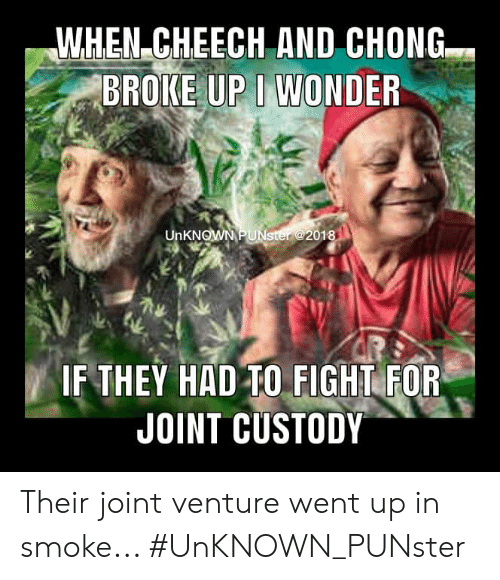 WHEN CHEECH AND CHONG- BROKE UP I WONDER UnKNOWNPUNster ...