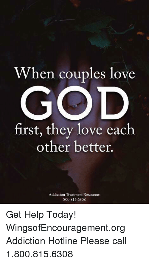 They Love Each Other: When Couples Love GOD First They Love Each Other Better